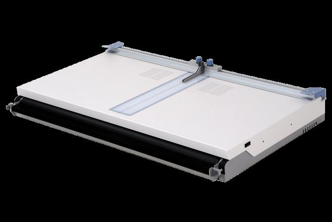 手動ハードカバー表紙製作機「ケースマティックH46プロ」