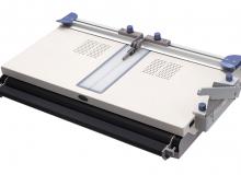 手動ハードカバー表紙製作機「ケースマティックH32プロ」