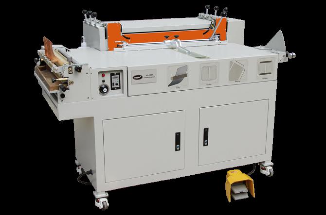 セミオート・ハードカバー製作機:ACM-500N