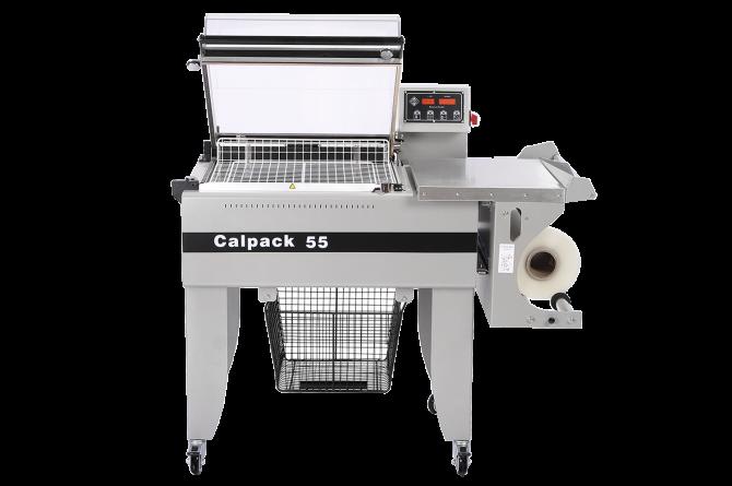 フィルム・シュリンク包装機「CALPACK 55/85」
