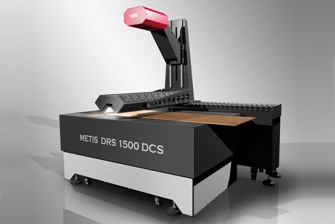 (JP) DRS1500DCS / 2.5Dスキャナー(カラー+3D凹凸データ)