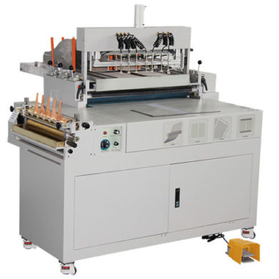 セミオート・ハードカバー製作機:ACM-500A