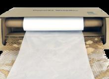ハニカムペーパー包装機『ハニカムラップ HWS』